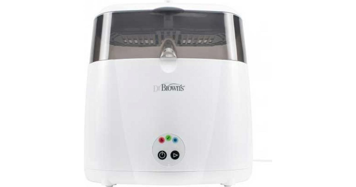Dr. Brown s Deluxe Bottle Sterilizer - Hitta bästa och billigaste pris hos  PriceRunner b258331f7af97