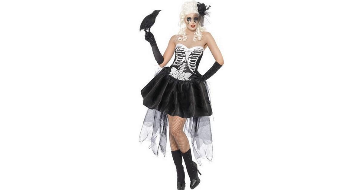 Smiffys Skelly Von Trap Costume - Hitta bästa pris f1f5a0ac49a3a