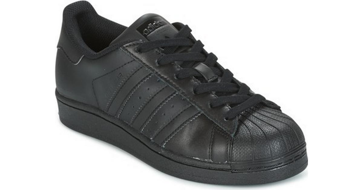 100% authentic f1dc0 e2dcf Adidas Superstar Core Black/Core Black/Core Black (B25724)