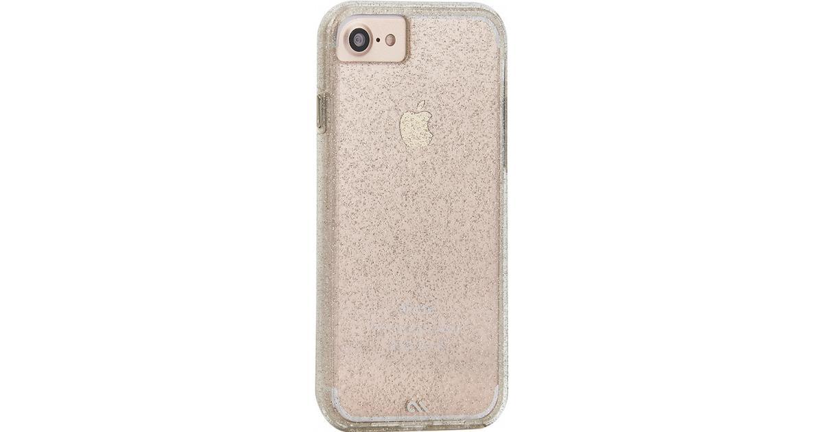 Case-Mate Naked Tough Sheer Glam Case (iPhone 6 6s) - Hitta bästa pris 943f8dde092e4
