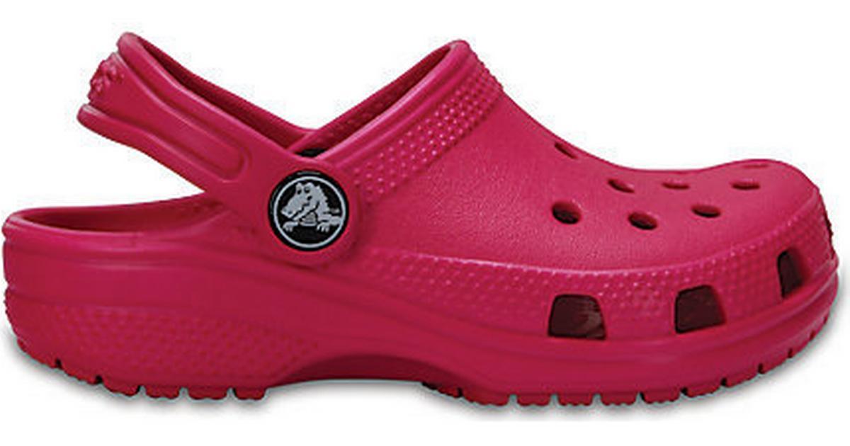 c7d069aea54 Crocs Classic Candy Pink (204536) - Hitta bästa pris, recensioner och  produktinfo - PriceRunner