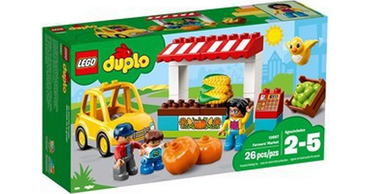 Lego Duplo Farmers Market 10867 Compare Prices Pricerunner Uk