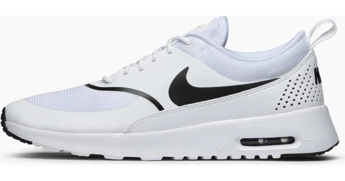 best website 3b200 97d8e Nike WMNS Air Max Thea - White - Hitta bästa pris, recensioner och  produktinfo - PriceRunner