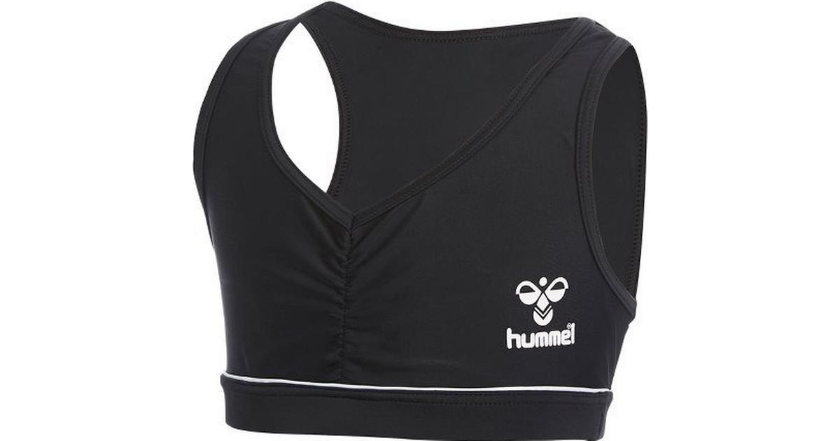 f60129910 Hummel Medine Bikini Top - Black (188587-2001)
