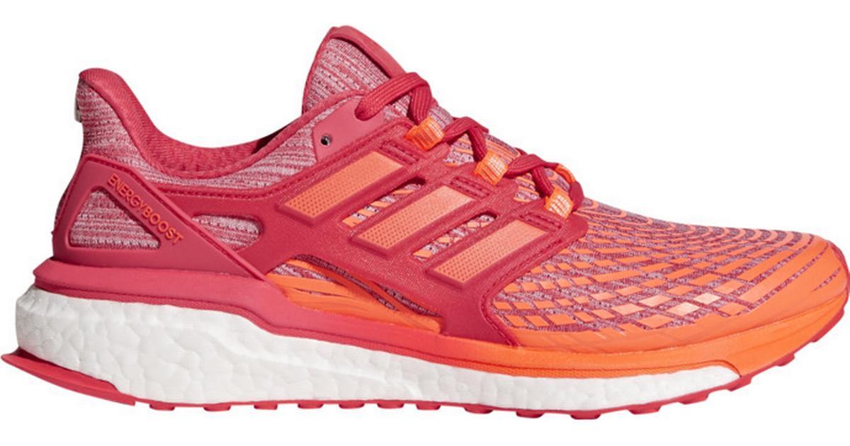 Adidas EnergyBOOST W - Orange/Red - Hitta bästa pris