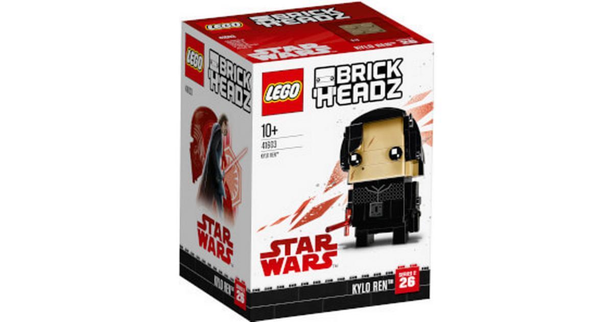 Lego Brickheadz Star Wars Kylo Ren 41603 Compare Prices