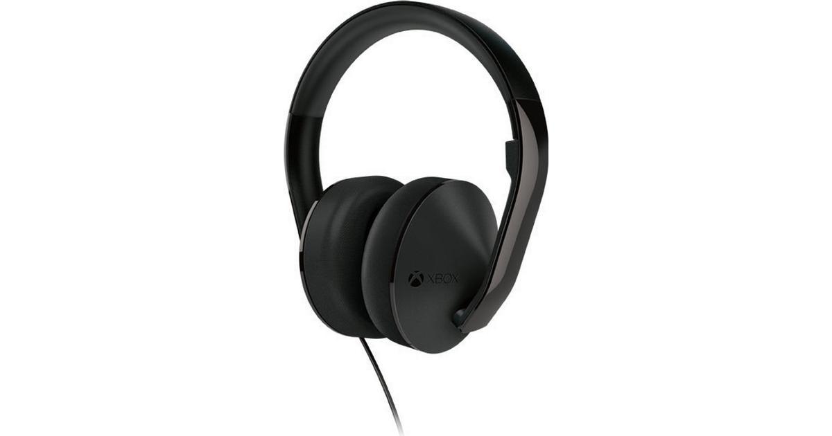 Microsoft Xbox One Stereo Headset från 469 kr - Hitta bästa pris och  recensioner - PriceRunner 4264bb5e47f63