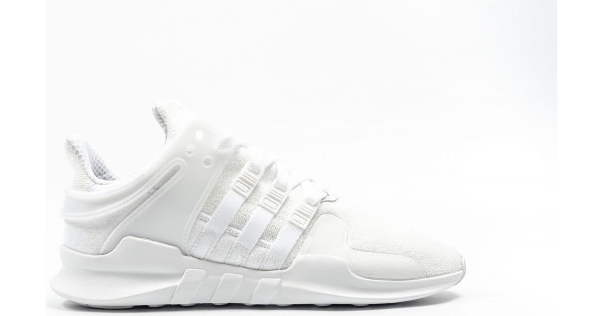 the best attitude 6b2a2 66ad0 Adidas EQT Support ADV - White Black - Hitta bästa pris, recensioner och  produktinfo - PriceRunner