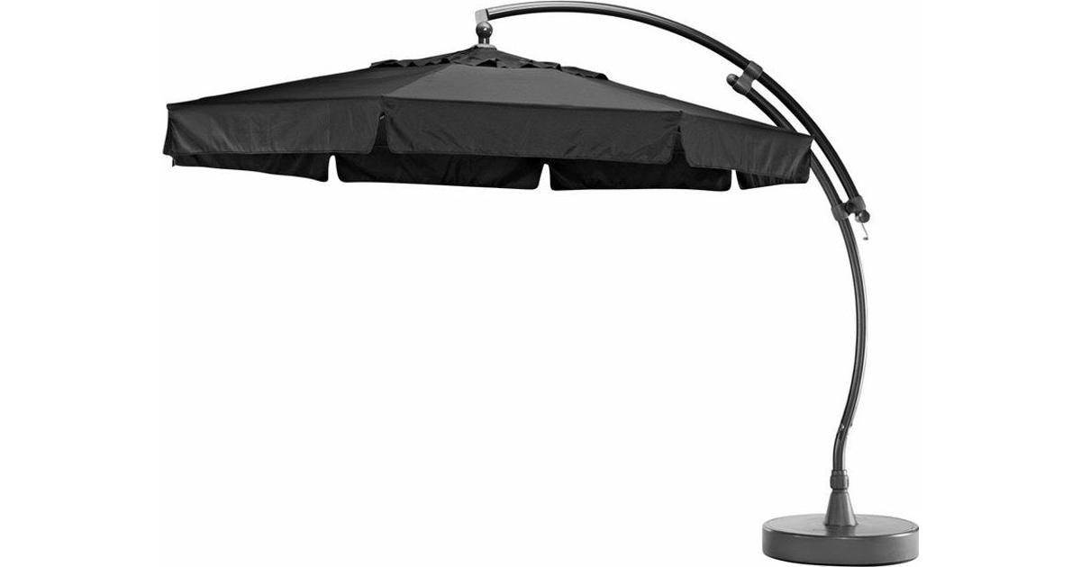 sun garden easy sun parasol 350cm sammenlign priser hos pricerunner. Black Bedroom Furniture Sets. Home Design Ideas