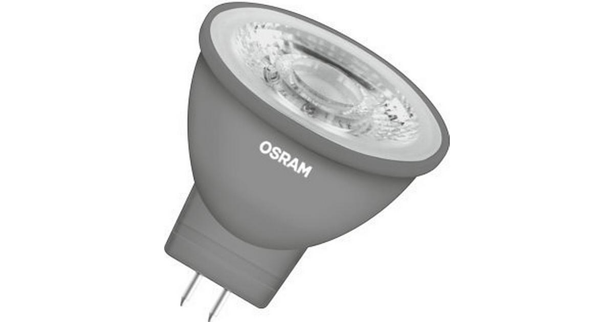 Utroligt Osram Parathom LED Pære 3.7W 36° GU4 MR11 - Sammenlign priser hos RM37