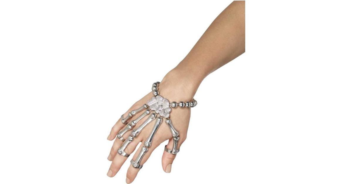 db3d54fc182 Smiffys Skeletthand Smycke - Hitta bästa pris, recensioner och produktinfo  - PriceRunner