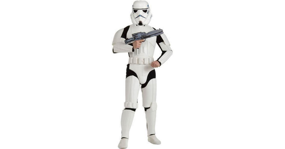 Rubies Deluxe Adult Stormtrooper Costume - Hitta bästa pris ... 4b606b39c25d8