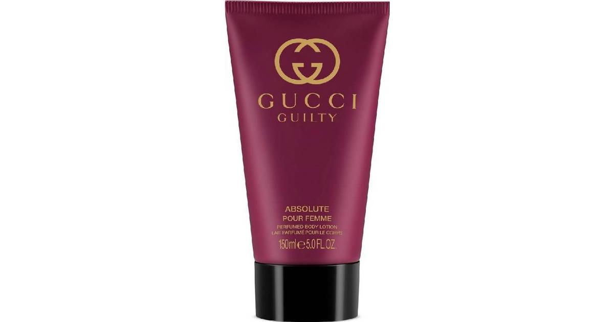 c7113559db7 Gucci Guilty Absolute Pour Femme Body Lotion 150ml - Compare Prices -  PriceRunner UK