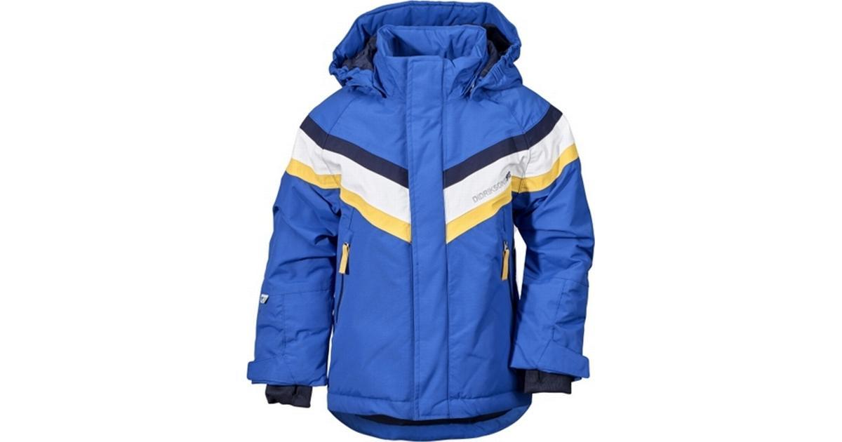 da07e773 Didriksons Säfsen Kid's Jacket - Indigo Blue (172501472187) - Hitta bästa  pris, recensioner och produktinfo - PriceRunner