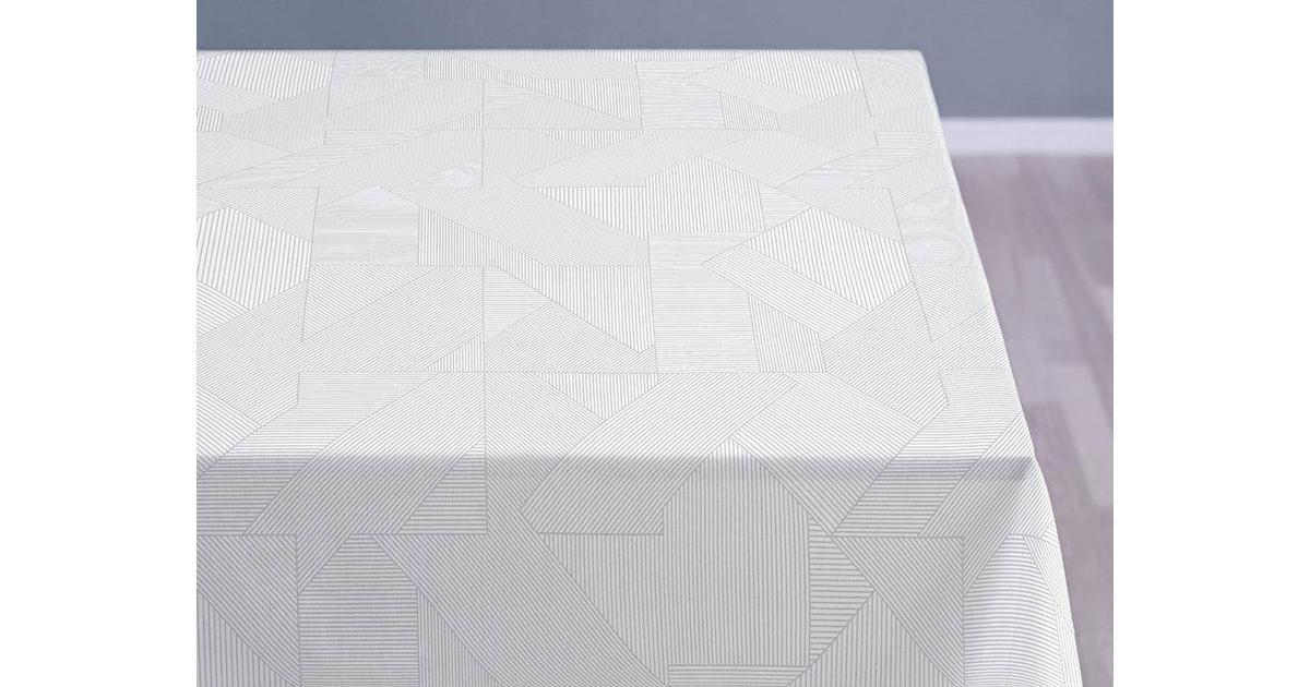 Moderigtigt Södahl Complex Damask Dug Hvid (320x140cm) - Sammenlign priser hos ZD69