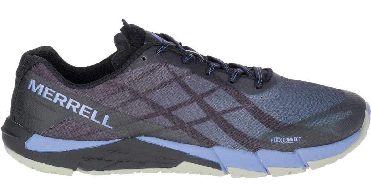4622d8ca506d Merrell Bare Access Flex - Black Blue - Sammenlign priser hos PriceRunner