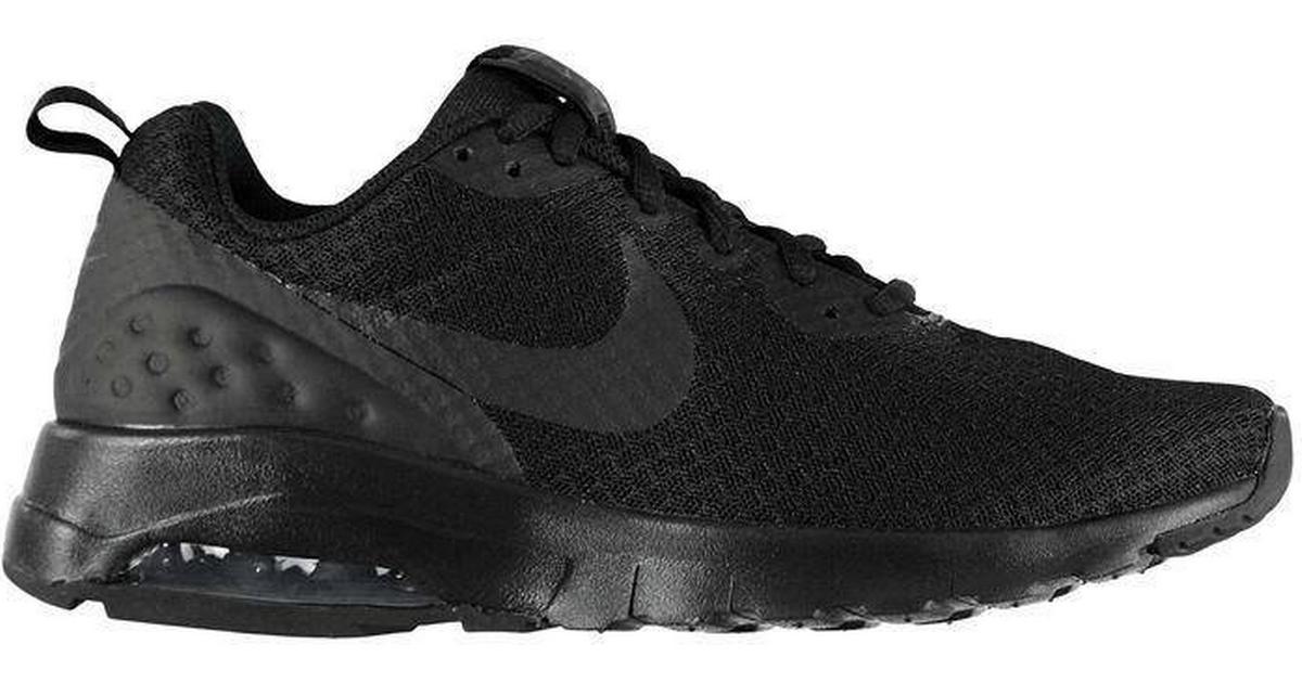 e93f7c7f3b5 Nike Air Max Motion Triple Black - Hitta bästa pris, recensioner och  produktinfo - PriceRunner