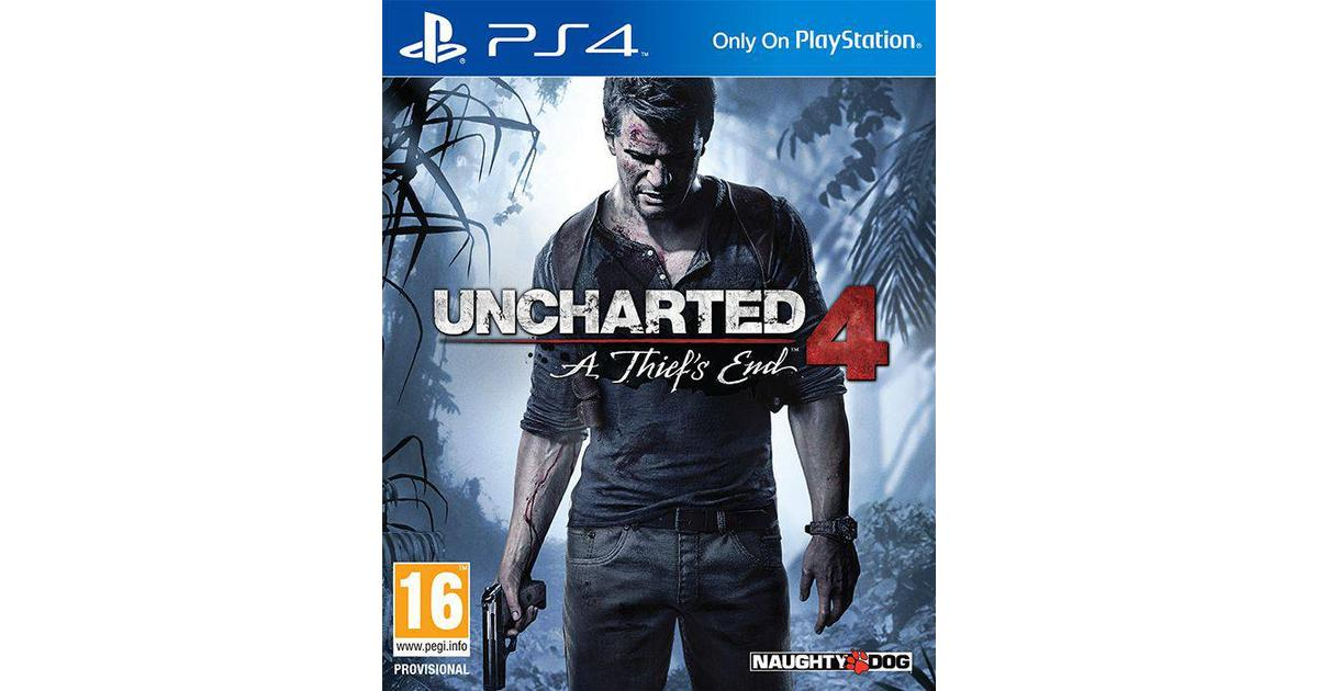 uncharted 4 pricerunner