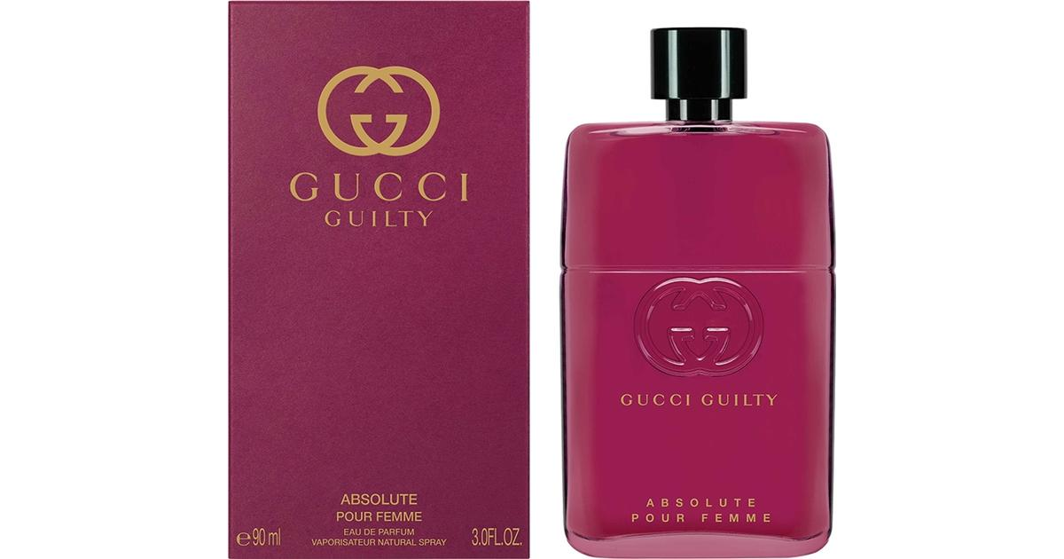 Gucci Guilty Absolute Pour Femme Edp 90ml Compare Prices