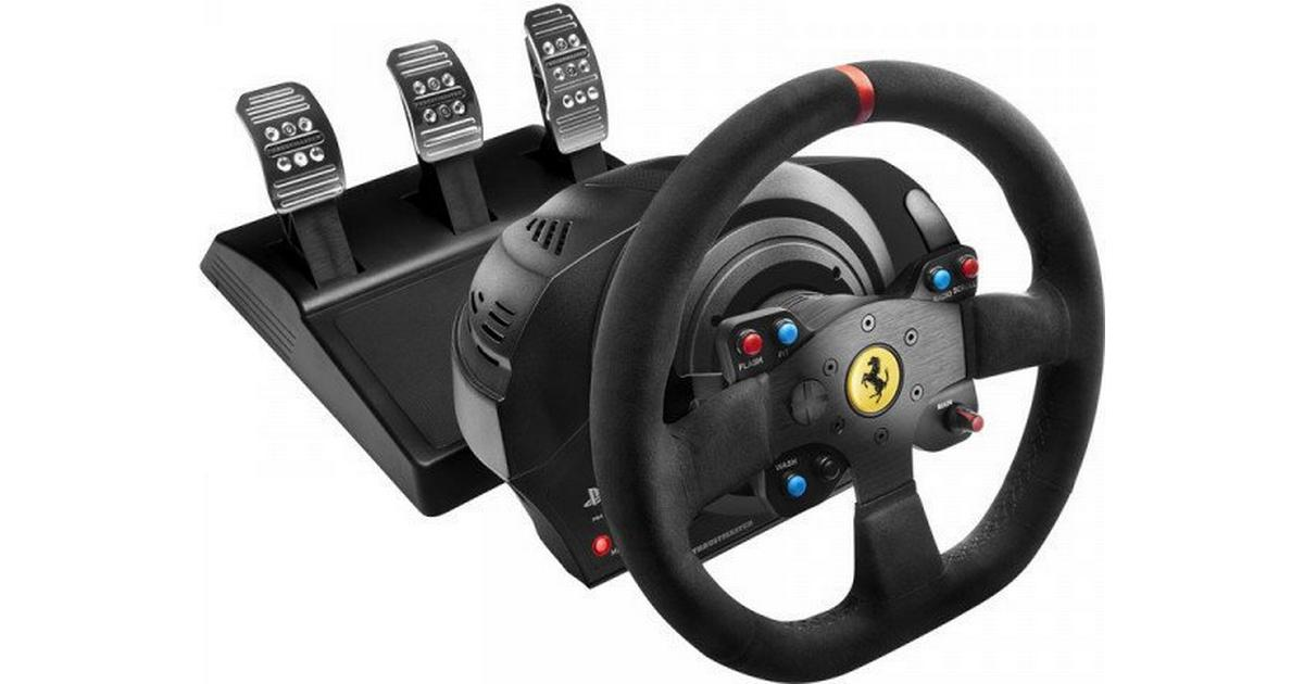 thrustmaster t300 ferrari integral alcantara edition. Black Bedroom Furniture Sets. Home Design Ideas