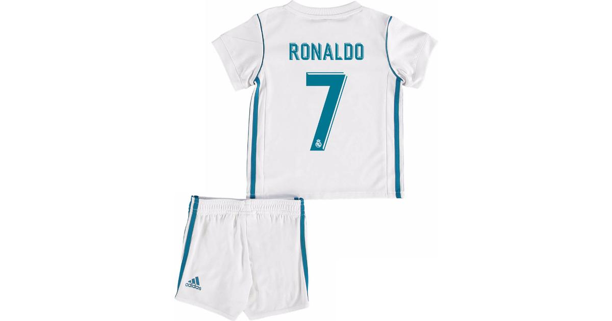 official photos 5418d ccdb4 Adidas Real Madrid Home Jersey Mini Kit 17/18 Ronaldo 7. Youth - Hitta  bästa pris, recensioner och produktinformation på PriceRunner Sverige
