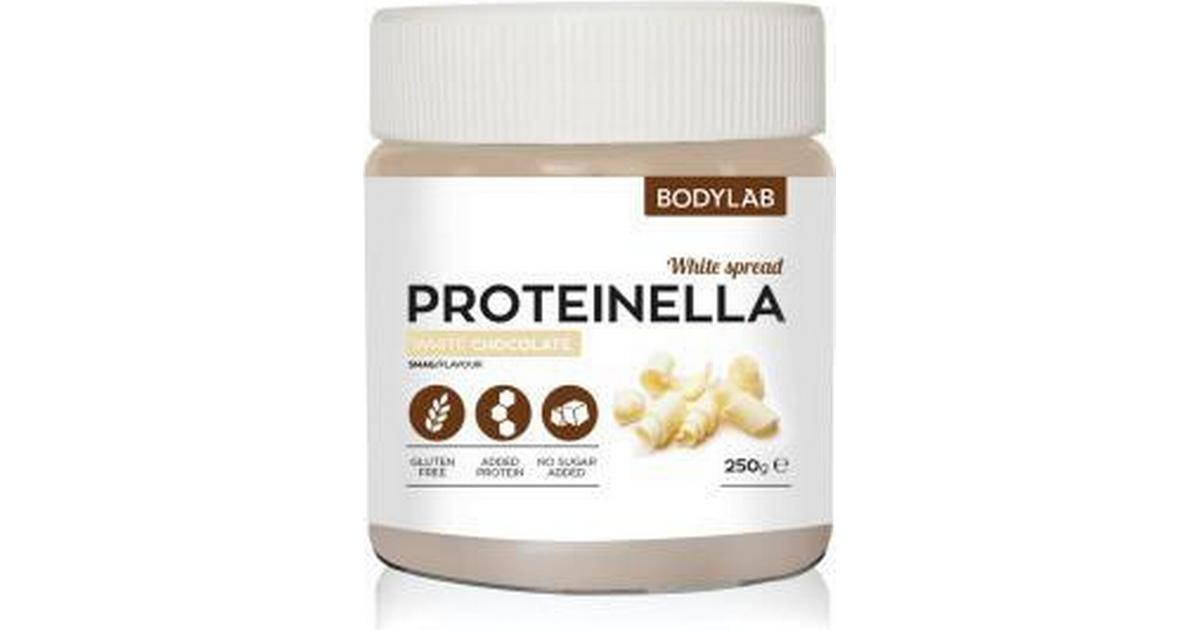 proteinella white chocolate