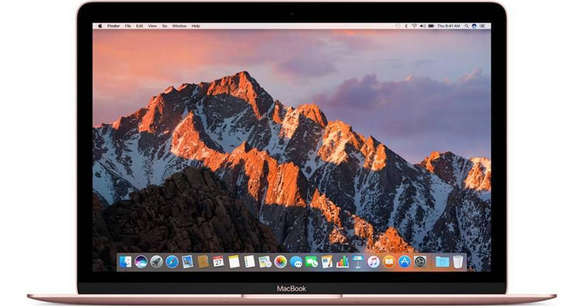 84a3a0e4469 Apple MacBook 1.2GHz 8GB 256GB SSD Intel HD 615 12