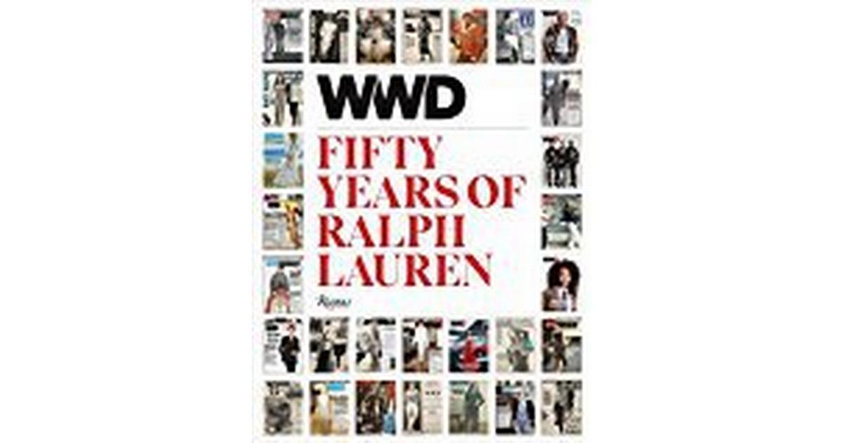 76bdd6809bc Ralph Lauren  50 Years of Fashion (Inbunden