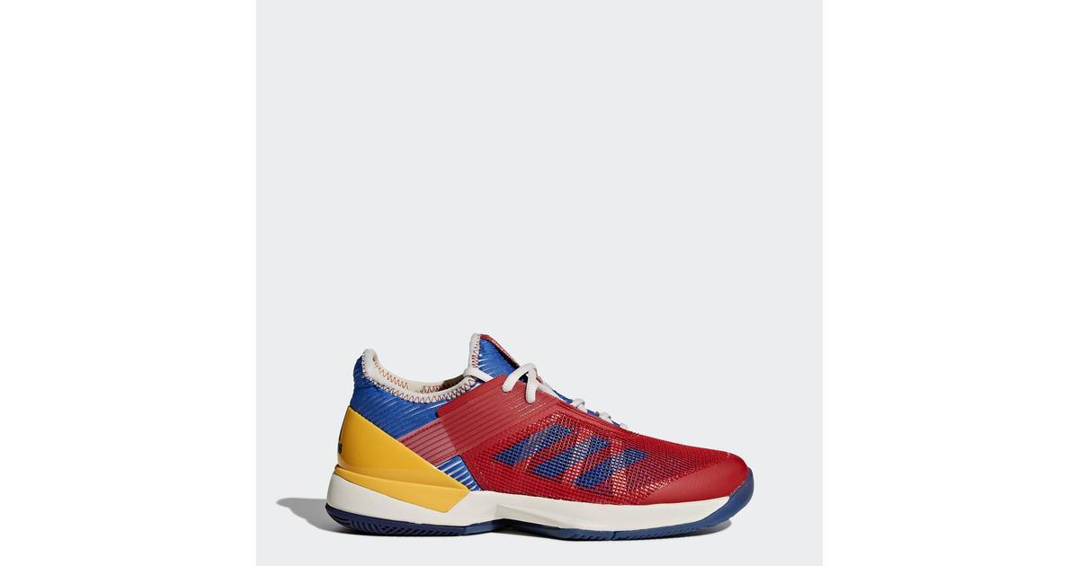 adidas Originals PW Adizero Ubersonic 2   Vit   Sneakers