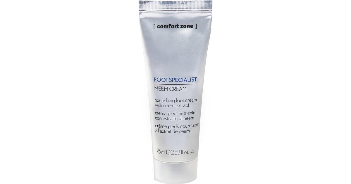 507a85000e8 Comfort Zone Foot Specialist Neem Cream 75ml - Sammenlign priser hos  PriceRunner