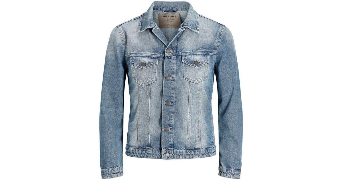 51da9dda3bd0 Jack & Jones Classic Denim Jacket Blue/Blue Denim - Hitta bästa pris,  recensioner och produktinfo - PriceRunner