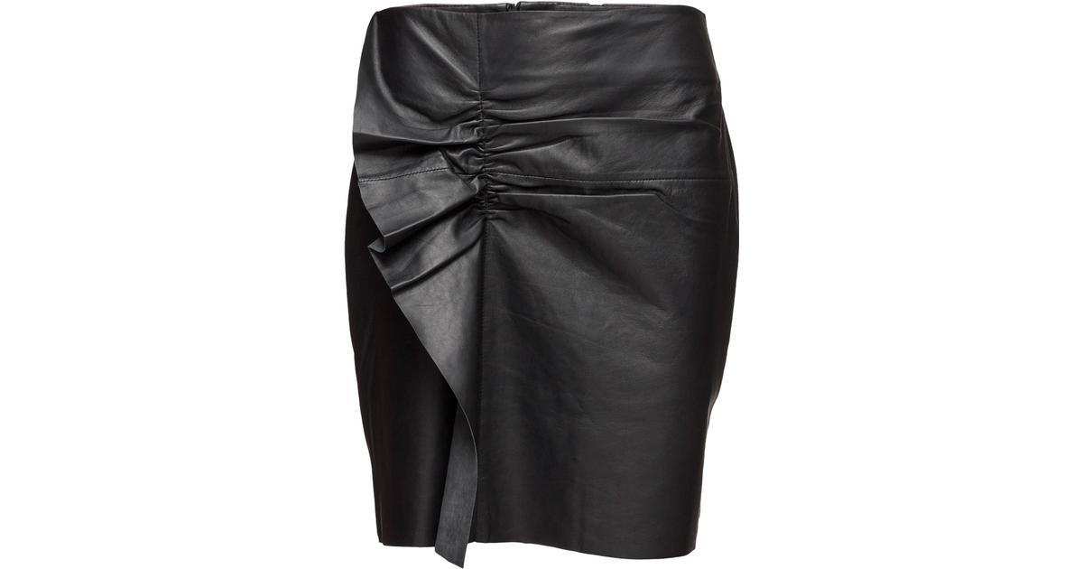 a09f4c5cfc5f Designers Remix Erin Ruffle LB Pencil Skirt Black (13377-050) - Hitta bästa  pris