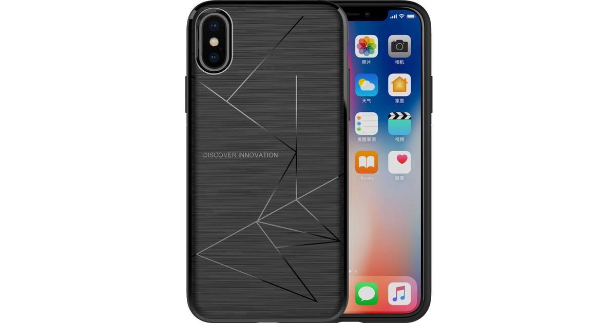Nillkin Magic Series Case (iPhone X) - Hitta bästa pris a441307b9ce82