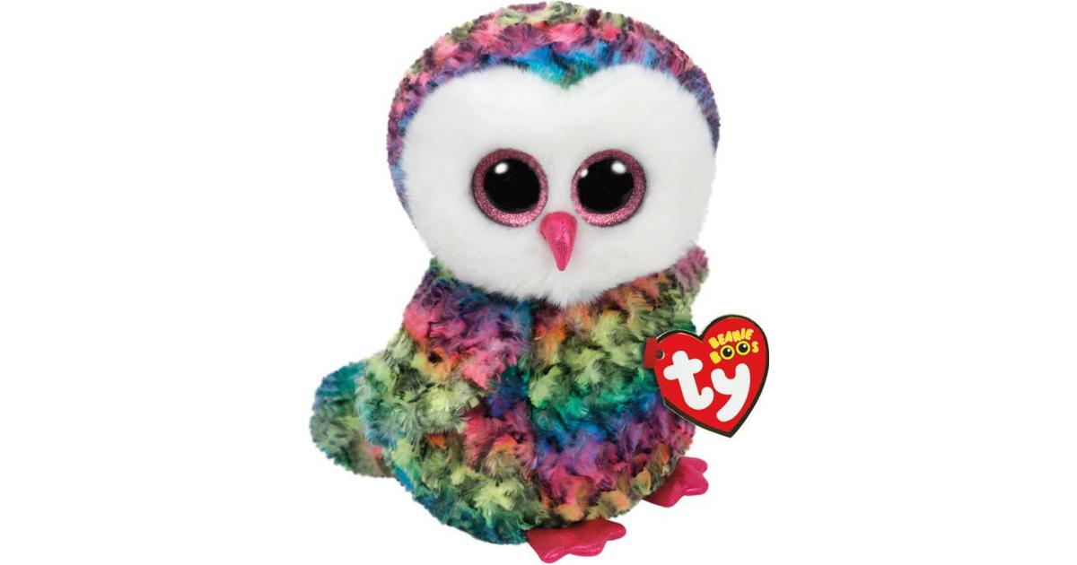 TY Beanie Boos Owen Uggla 23cm - Compare Prices - PriceRunner UK a5b977acd6e3