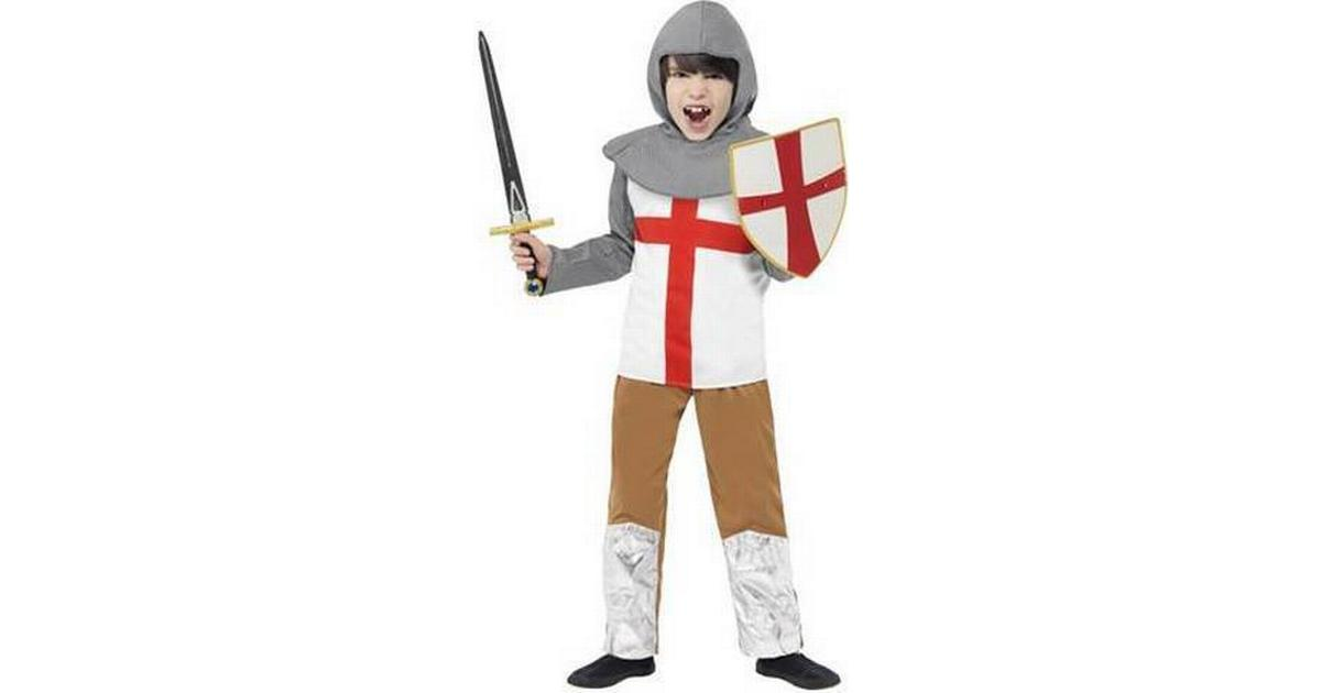 Smiffys Horrible Histories Knight Costume - Hitta bästa pris ... f762fe709bead