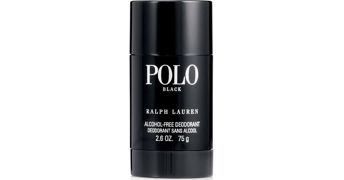 Ralph Lauren Polo Black Deo Stick 75g Hitta B 228 Sta Pris