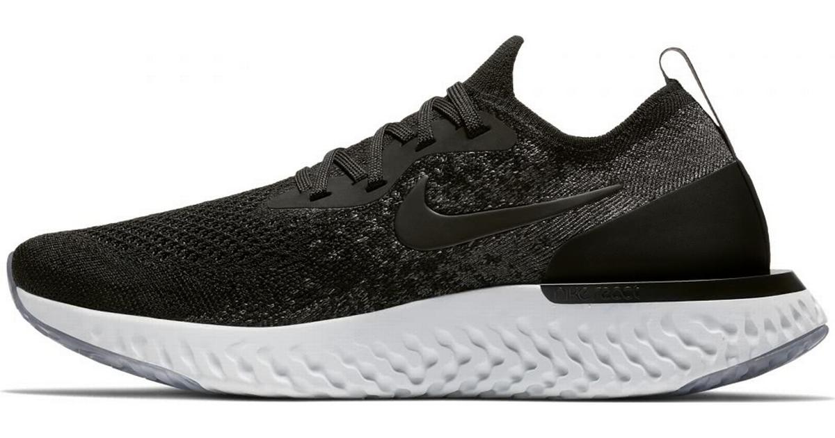 new style 6a99a 876f8 ... clearance nike epic react flyknit aq0070 001 hitta bästa pris  recensioner och produktinfo pricerunner bbc64 dc448