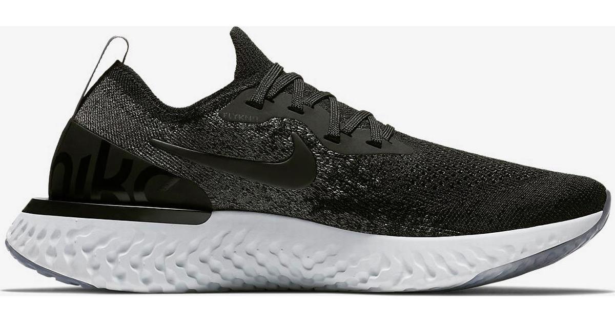 info for 5a3ea dcf9a Nike Epic React Flyknit W - Black Grey - Hitta bästa pris, recensioner och  produktinfo - PriceRunner