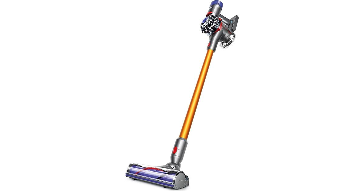 dyson v8 absolute compare prices pricerunner uk. Black Bedroom Furniture Sets. Home Design Ideas