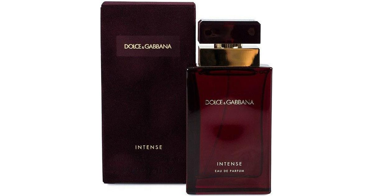 Dolce Gabbana Pour Femme Intense Edp 50ml Compare Prices