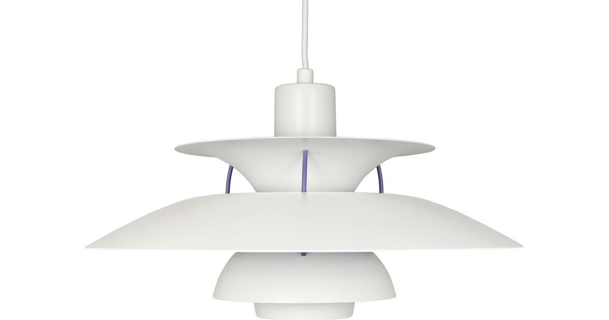 louis poulsen ph 5 50cm ph lampe sammenlign priser hos. Black Bedroom Furniture Sets. Home Design Ideas