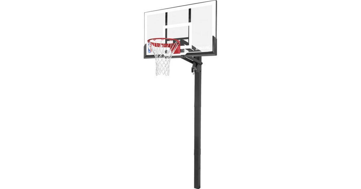 Spalding NBA Gold In Ground - Hitta bästa pris fdb192146569f