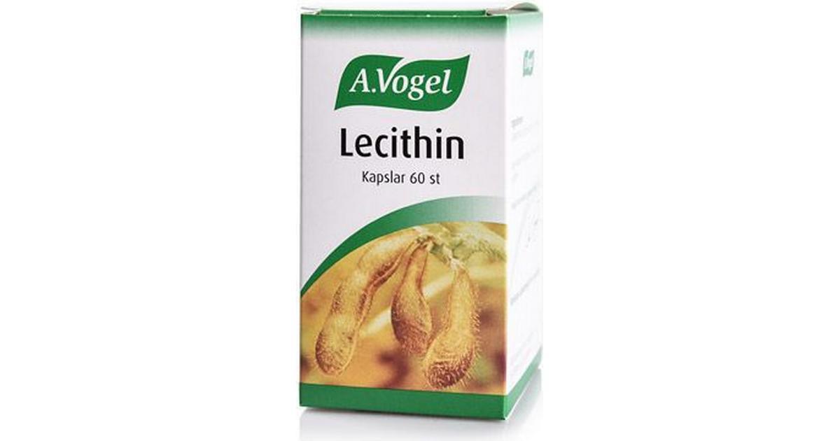 lecithin kapslar