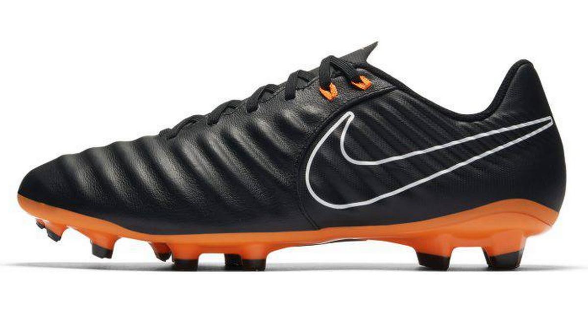 huge discount 73a0a d06dc ... fodboldstøvler hvid sort orange 831be 98c22  canada nike tiempo legend  vii academy fg ah7242 080 sammenlign priser hos pricerunner 20e12 37d31