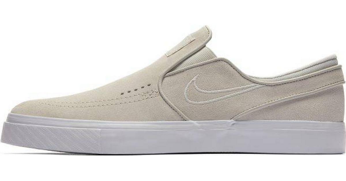 huge discount 43a25 b965f Nike SB Zoom Stefan Janoski - White - Sammenlign priser hos PriceRunner