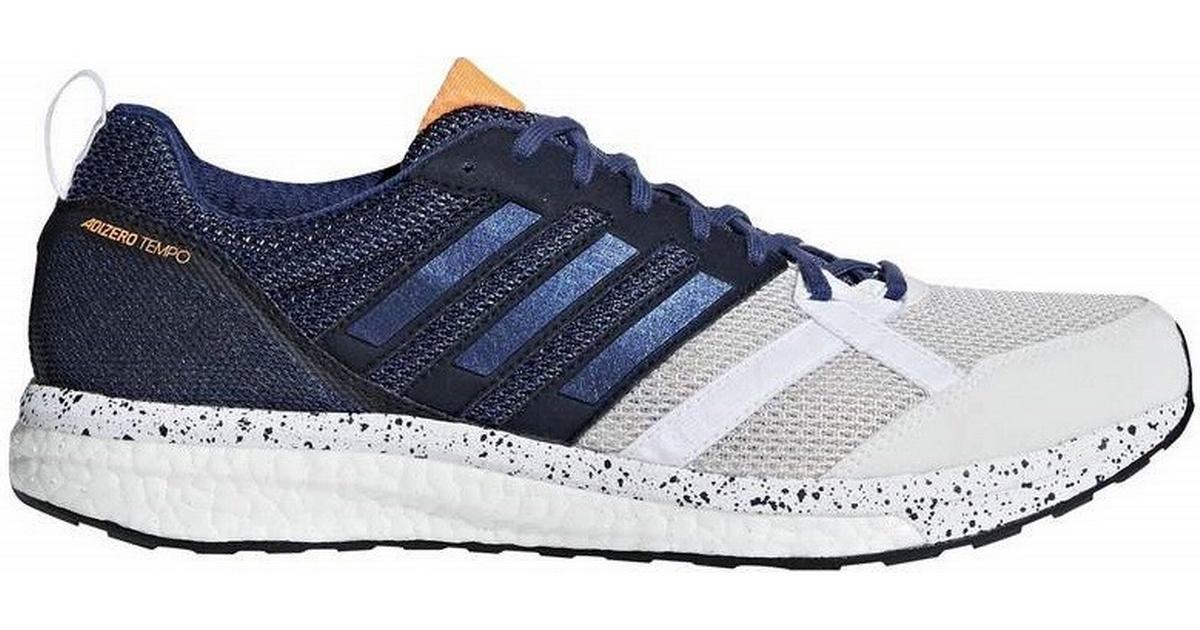 lowest price e19e3 34907 Adidas Adizero Tempo 9 M - Blue Black White - Hitta bästa pris, recensioner  och produktinfo - PriceRunner
