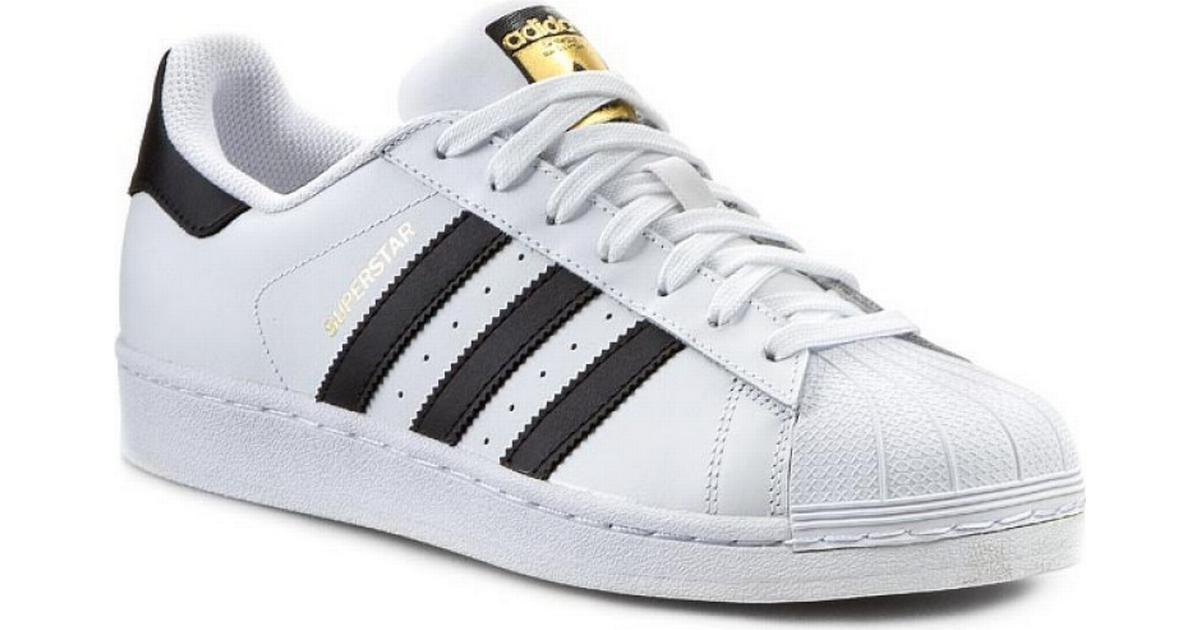 fff65a9ff76 Adidas Superstar - Footwear White/Core Black - Hitta bästa pris,  recensioner och produktinfo - PriceRunner