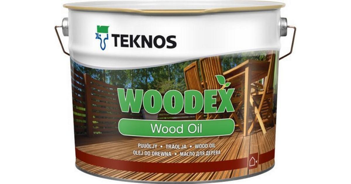 Populära Teknos Woodex Träolja Grå 2.7L - Hitta bästa pris, recensioner och NW-42