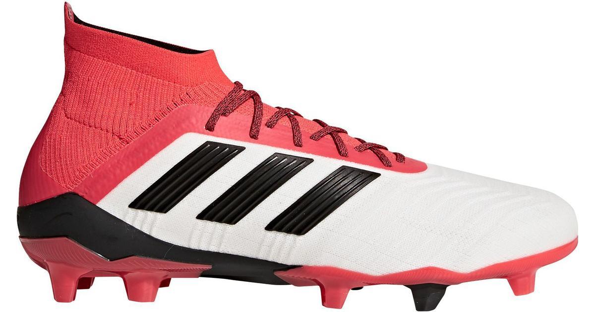 reputable site c1fad 0a703 Adidas Predator 18.1 FG M - Hitta bästa pris, recensioner och produktinfo -  PriceRunner