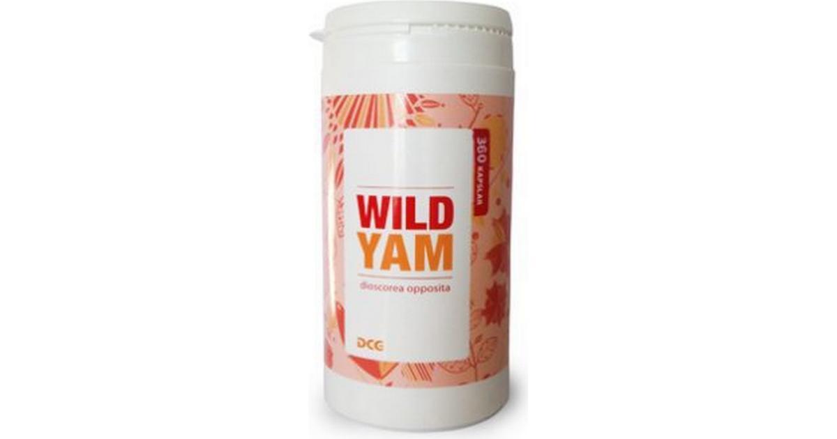 wild yam kosttillskott